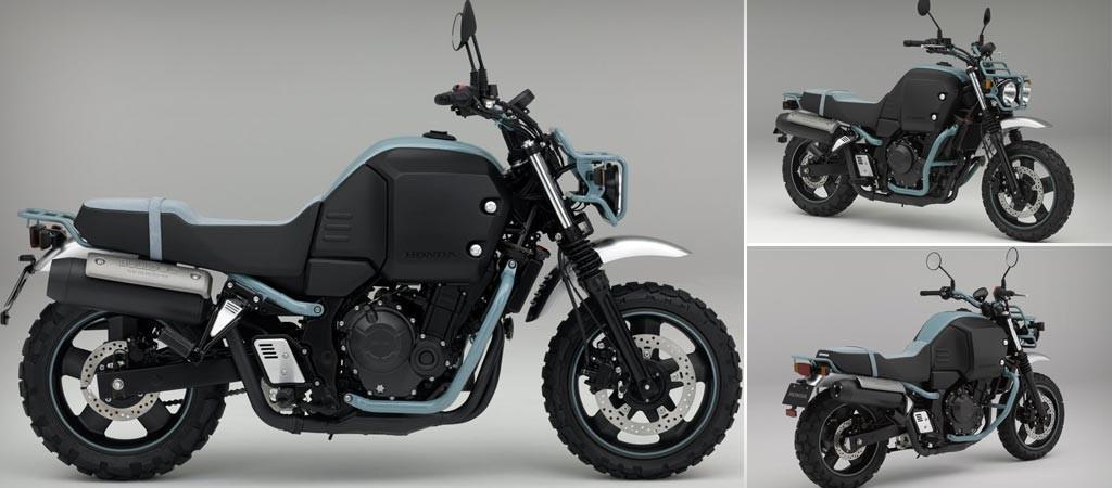 Honda Bulldog concept model