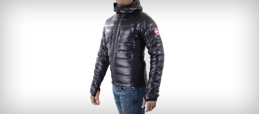 Canada Goose' HyBridge Lite Jacket, Black