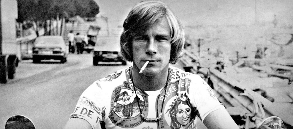 JAMES HUNT THE BIOGRAPHY