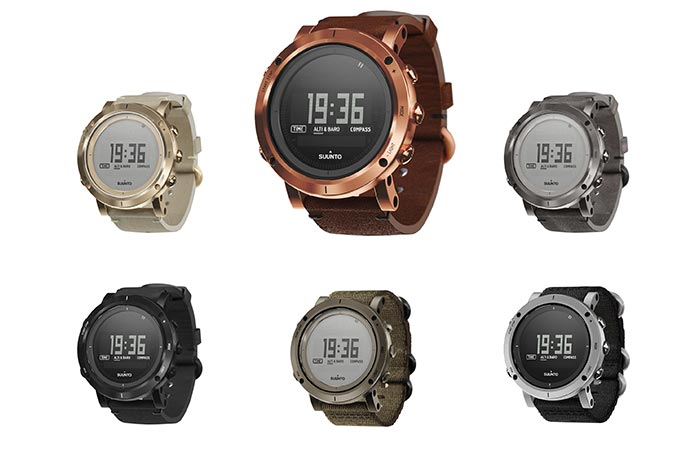 Suunto Essential models