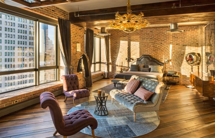 Alex Birkenstock S Penthouse In New York City
