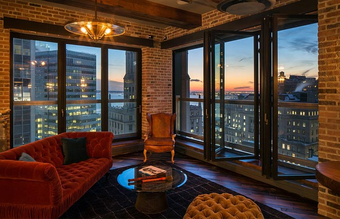 ALEX BIRKENSTOCK 39 S PENTHOUSE IN NEW YORK CITY