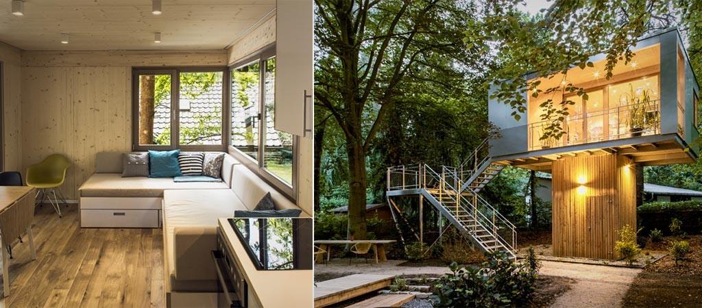 Baumraum Urban Treehouse