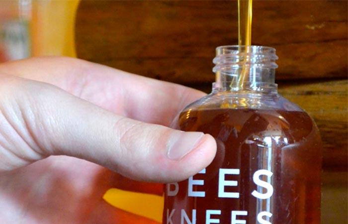 Handmade Bees Knees spicy honey