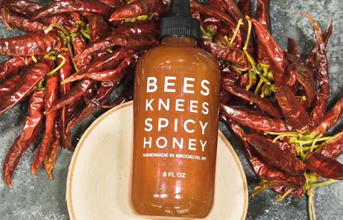 Natural hones and special chili peppers