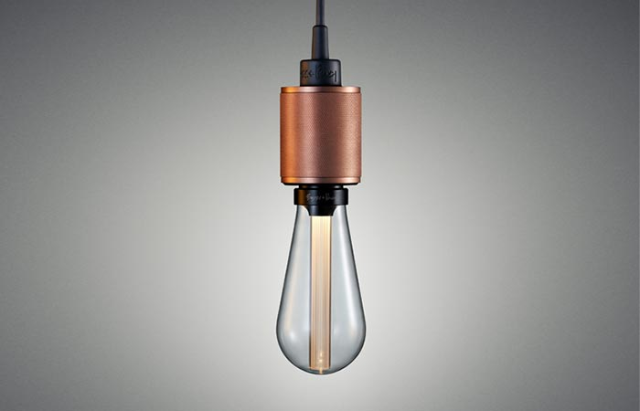 Bright crystal Buster Bulb