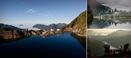 CLAYOQUOT WILDERNESS RESORT IN CANADA