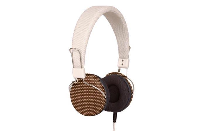 Matching headphones