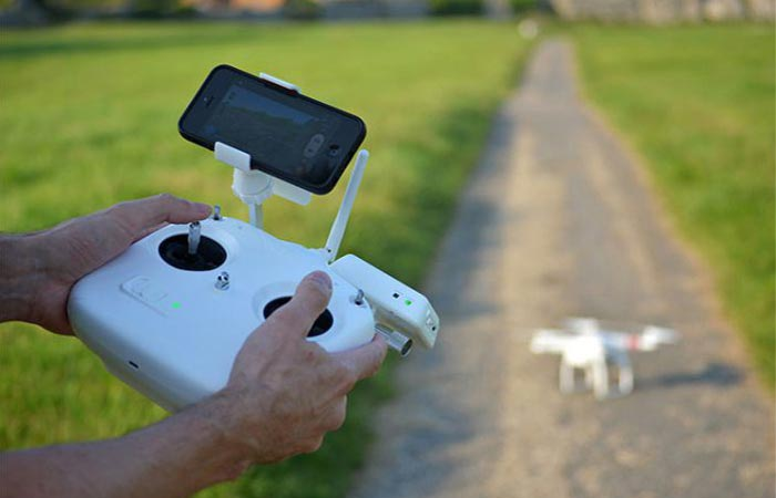 Remote control and companion pilot app
