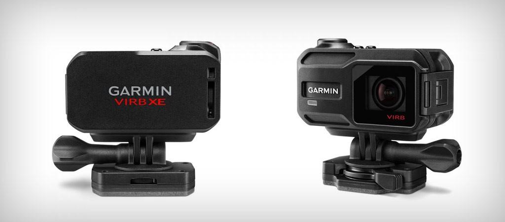 Garmin Virb X and XE action cameras