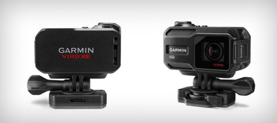 GARMIN VIRB X & XE ACTION CAMERAS WITH INTEGRATED SENSORS