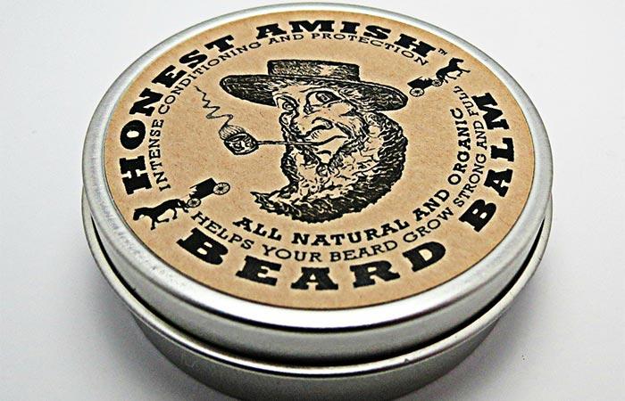 2 ounce beard oil container