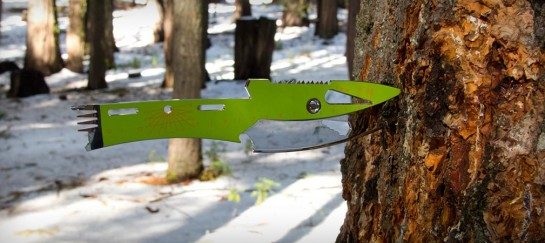 KNIPER THROWING KNIFE MULTI-TOOL | BY URCHIN SKY