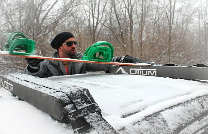 Otium SoftRack weather resistant