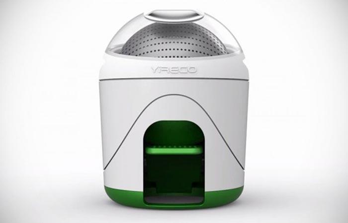 Yirego Drumi Off Grid Washer design