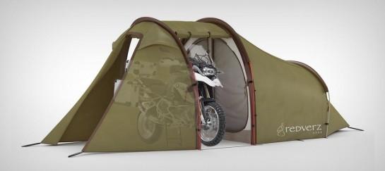 ATACAMA EXPEDITION MOTORCYCLE TENT | BY REDVERZ GEAR