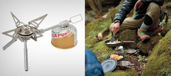 BIPOD STOVE | BY SNOW PEAK