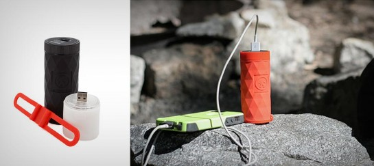 BUCKSHOT PRO | PORTABLE BLUETOOTH SPEAKER
