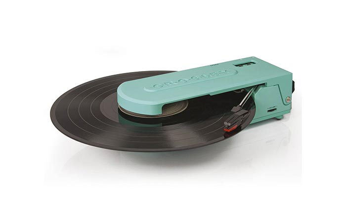 Crosley Revolution two speed turntable