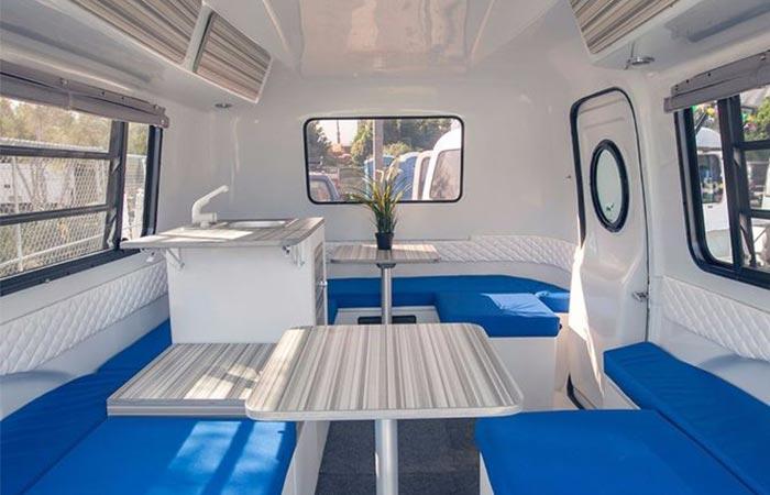 Happier Camper HC1 Adaptiv modular interior system