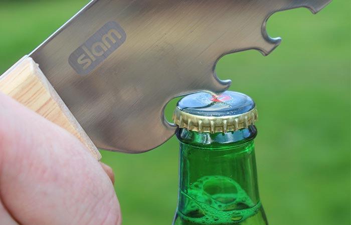 Machete Spatula bottle opener