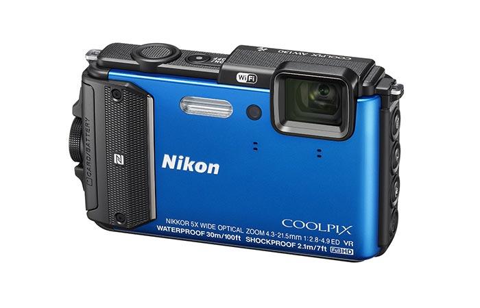 Nikon Coolpix AW130 resitances