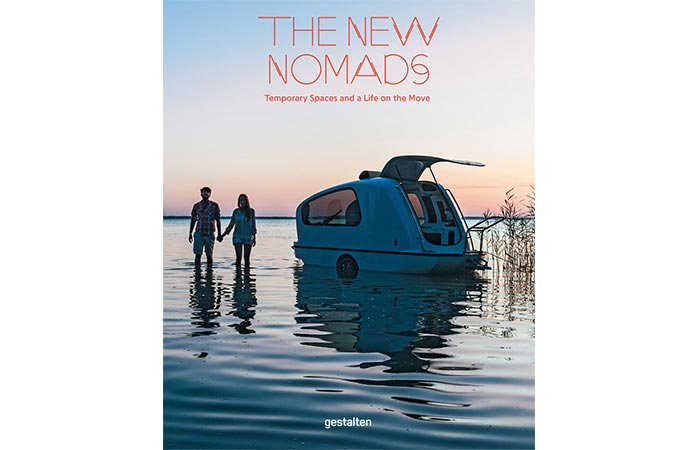 The New Nomads cover