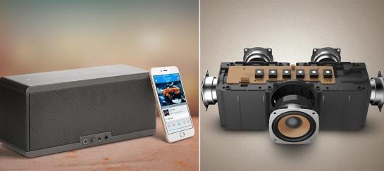 THEATRE BOX | 3D SOUND SYSTEM