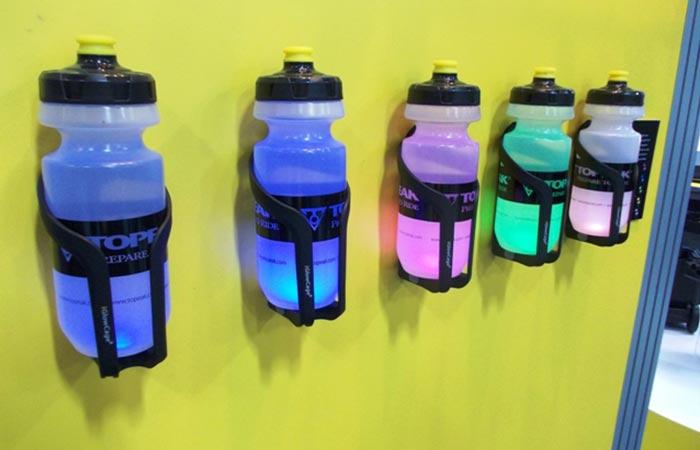 Topeak iGlowCageB color variants