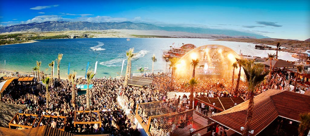Top Party Beaches in Europe