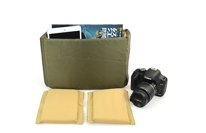 Advantage Camera Bag padded inserts