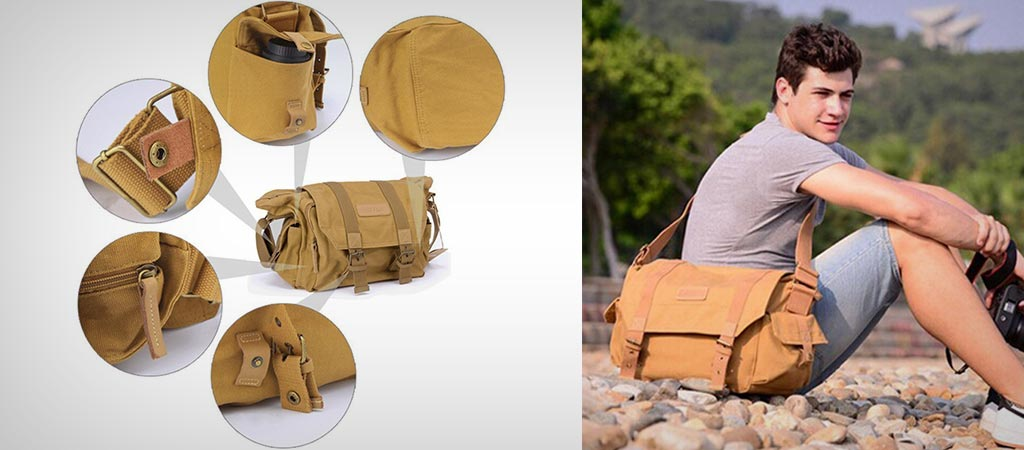 Advantage Camera Bag By Bestek