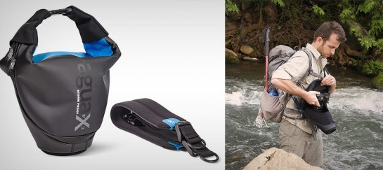 AGUA | CAMERA BAG AND CARRIER