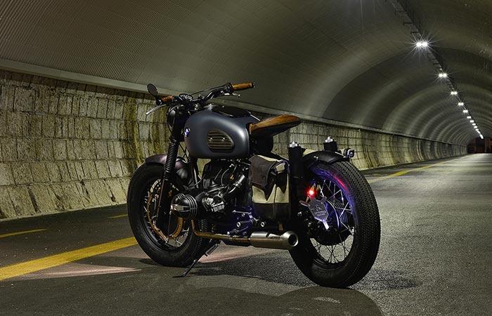 BMW R69S Thompson frame
