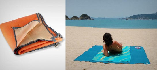 CGEAR SAND-FREE MULTIMAT