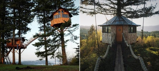 THE CINDER CONE TREEHOUSE