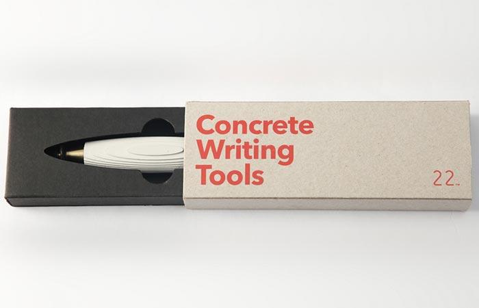 Concrete Sketch Pencil material