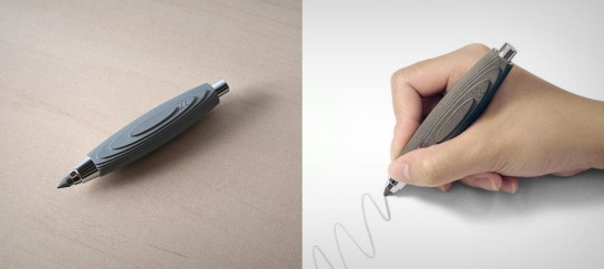 CONCRETE SKETCH PENCIL | BY 22 DESIGN STUDIO