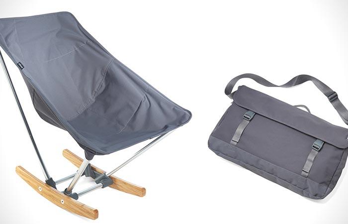 EVERGRN Campfire Rocker carry case