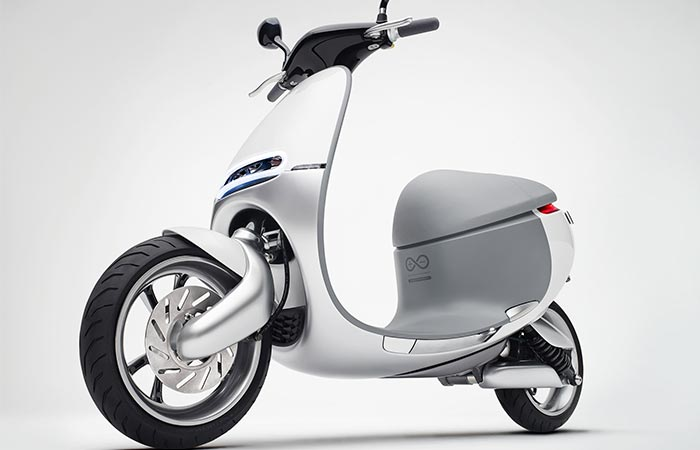 Gogoro Smartscooter performance