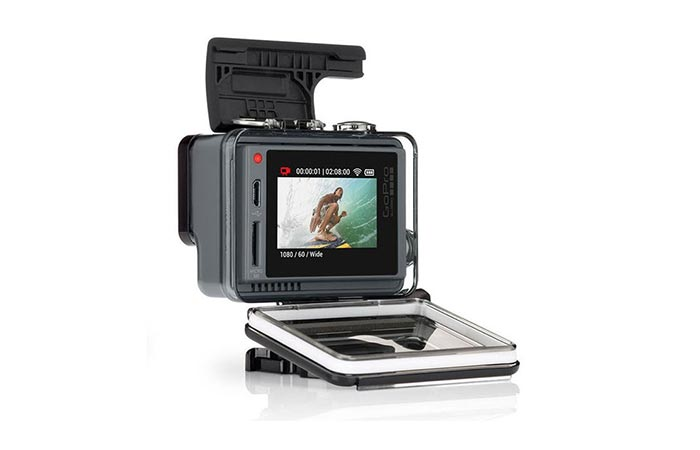 GoPro HERO+ LCD touch screen