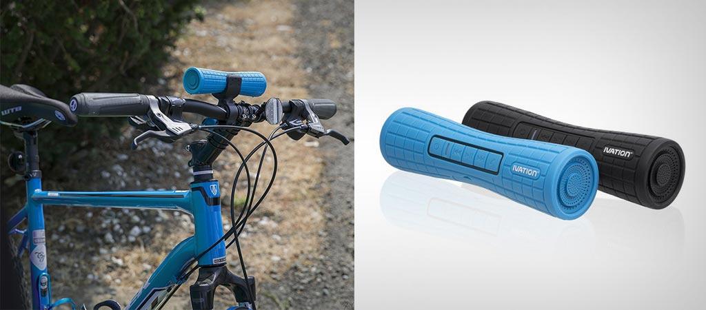Ivation BOOMER | Portable Bluetooth Speaker