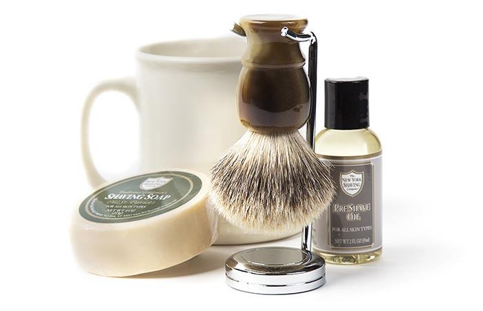 Lather Collection of Personal Grooming Products