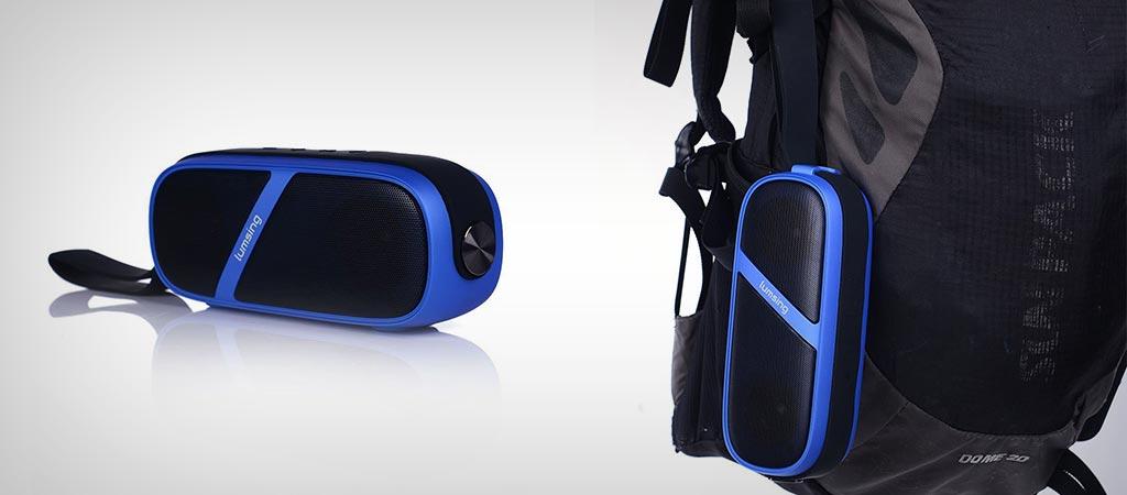 Lumsing Portable Wireless Bluetooth Speaker