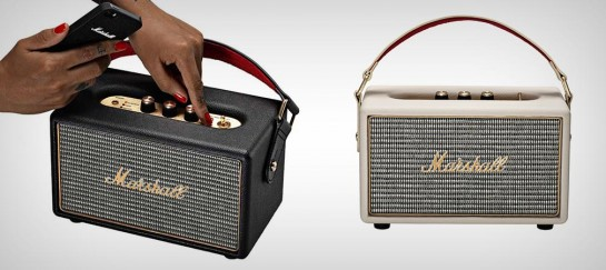 MARSHALL KILBURN | PORTABLE BLUETOOTH SPEAKER