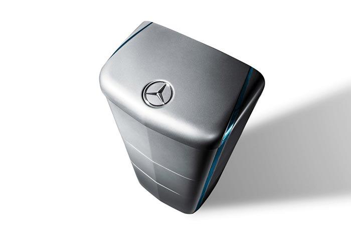Mercedes-Benz Energy Storage Plant household model