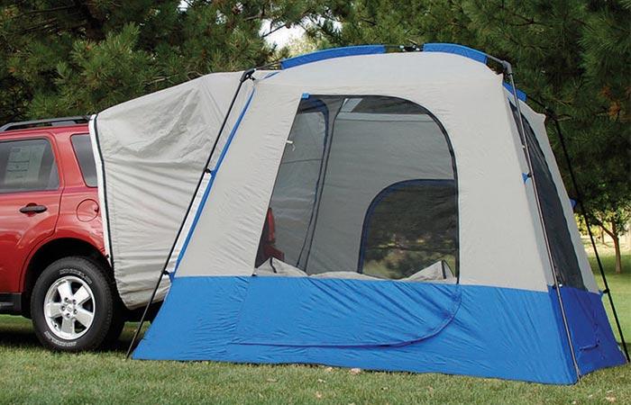 SportZ 82000 SUV Tent detachable vehicle sleeve