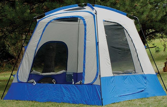 SportZ 82000 SUV Tent ground tent