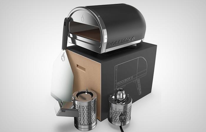 Roccbox heating units