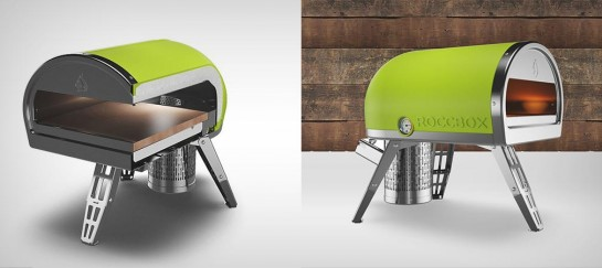 ROCCBOX | STONE BASED PIZZA OVEN